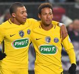 Neymar, Mbappe the two best in the world, says PSG's Al-Khelaifi