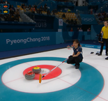 Women's Curling: Japan 5 Sweden 4