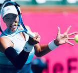 Muguruza avanza sólida en Indian Wells