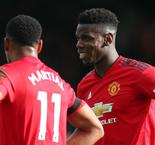 Solskjaer Salutes Paul Pogba's Prolific Form After Two More Goals For Man United Midfield General
