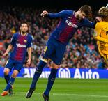 Pique wishes Griezmann well after Barcelona snub
