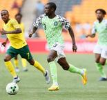 Nigeria Qualify For AFCON With South Africa Draw