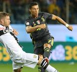 Juve downs plucky Parma as Ronaldo's wait goes on