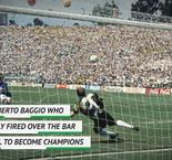 On This Day - Brazil win 1994 World Cup