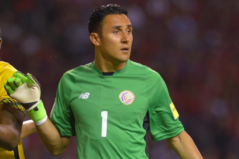 reputable site a2700 46395 Keylor Navas ruled out of Copa America