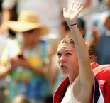 Pragmatic Halep takes US Open upset on the chin