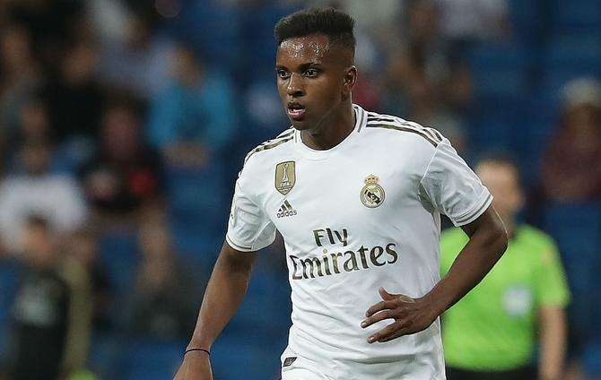 "Champions League Start A ""Dream Come True"" For Rodrygo"