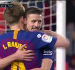Lenglet Scores Barcelona Opener Against Real Sociedad