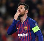 Messi gives Barcelona another level – Pique