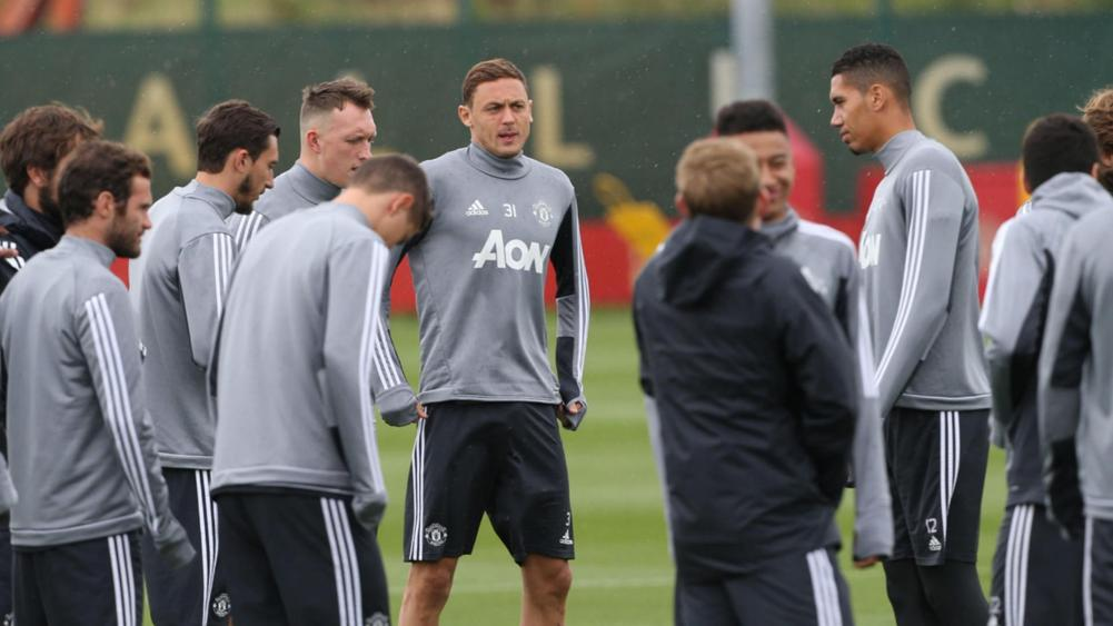 Nemanja Matic Pleased To End 'Strange' Pre-Season On Winning Note