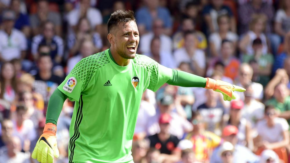 Diego Alves Valencia Atletico Madrid 02102016