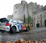 Ogier on course for GB glory as Volkswagen notch 500th stage win