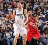 GAME RECAP: Mavericks 102, Trail Blazers 101