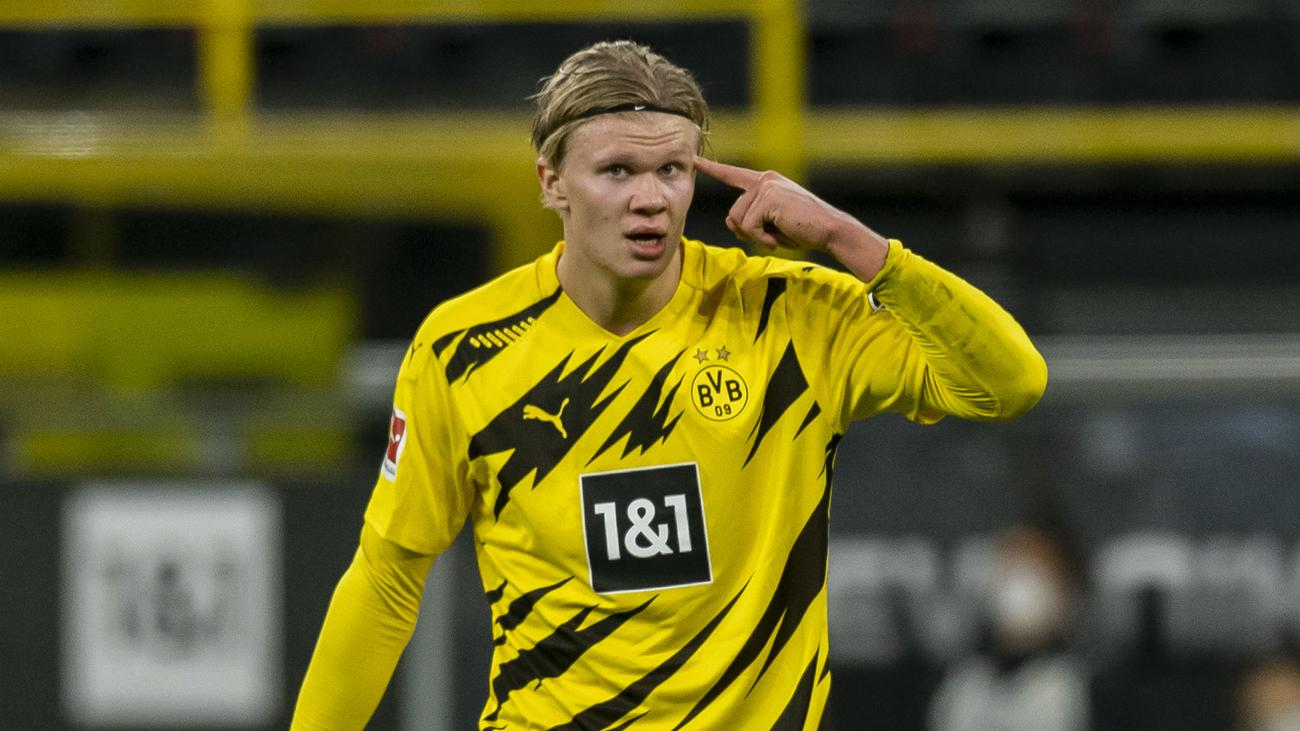 Erling Haaland Wants Trophies At Borussia Dortmund And Is Not Thinking Of Exit