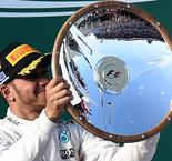 Hamilton pleased to hold off Rosberg