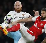 Mercato Arsenal: Giroud en route pour West Ham ?