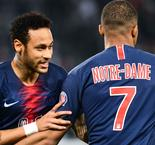 Paris Saint-Germain 3 Monaco 1: Mbappe leads title celebrations with hat-trick as Neymar returns
