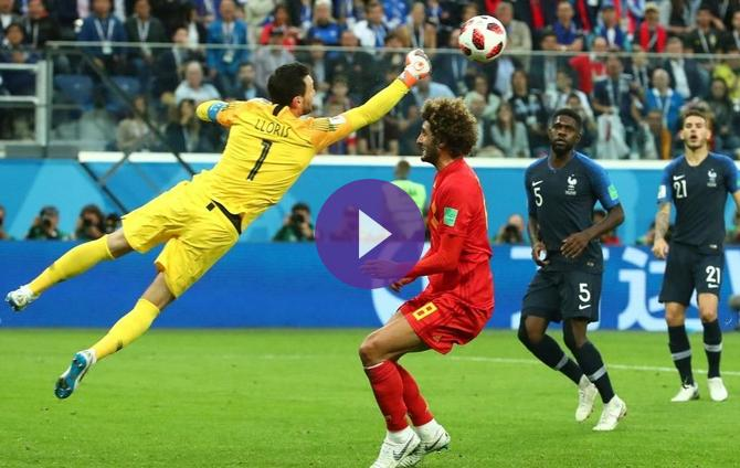 2018 World Cup Semi-Final- France 1 Belgium 0- Live Updates Live Streaming Information ...