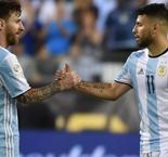 Aguero hails Messi as world's best