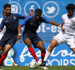 France Begin Toulon Tournament With 2-0 Win Over Qatar