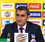 Of course we need Messi - Valverde after comeback against Villarreal