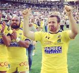 Clermont sets up Top 14 final with Toulouse