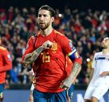 Luis Enrique Has A 'Wonderful Philosophy' With Spain, Says Sergio Ramos