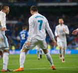 Ronaldo hits 300 mark as Madrid downs Getafe