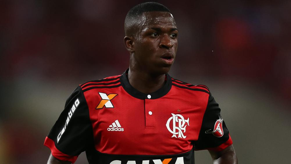 Vinicius Junior Signs New Deal Amid Latest Rumours