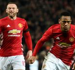 Manchester United 4 West Ham 1: Zlatan Ibrahimovic, Anthony Martial Braces Lead Red Devils