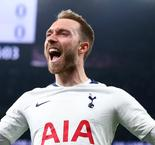 Eriksen's late stunner puts Spurs in box seat