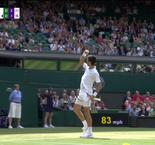 Wimbledon - Quel point magistral pour Djokovic !