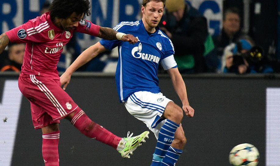 Schalke 0-2 Real Madrid: Ronaldo and Marcelo give visitors the edge