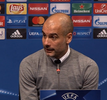 I want Messi to 'finish his career here' - Guardiola