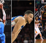 Westbrook, Simmons, and James Triple-Double On Tuesday Night