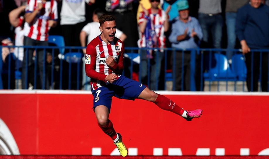 Atletico Madrid 1-0 Rayo Vallecano