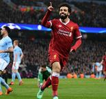 Manchester City 1 Liverpool 2 (1-5 agg): Guardiola sent off as Salah, Firmino seal semi-final spot