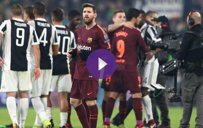 1d6be071 JUVENTUS VS BARCELONA, CHAMPIONS LEAGUE LATEST NEWS, LIVE COVERAGE HOW TO  WATCH, PICTURES AND VIDEOS