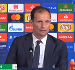 Ajax deserved to beat us - Allegri
