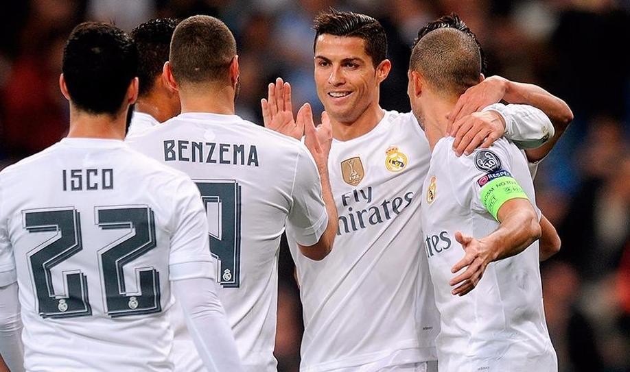 Real Madrid 8-0 Malmo