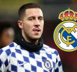 Report: Real Madrid Make $132M Hazard Approach