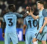 FA Cup:West Ham 0 - 5 Manchester City