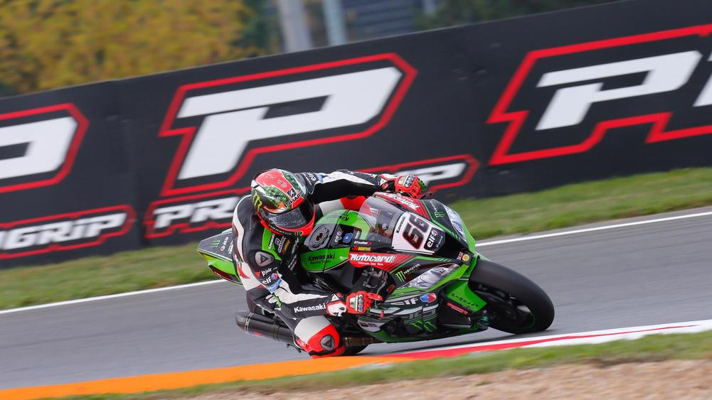 Jonathan Rea wins Superbike race two at Jerez