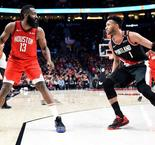 NBA - Fins de série pour Houston et Harden, Curry sauve Golden State