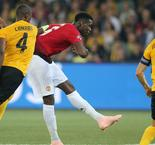 Pogba Doubles As Manchester United Beat Young Boys