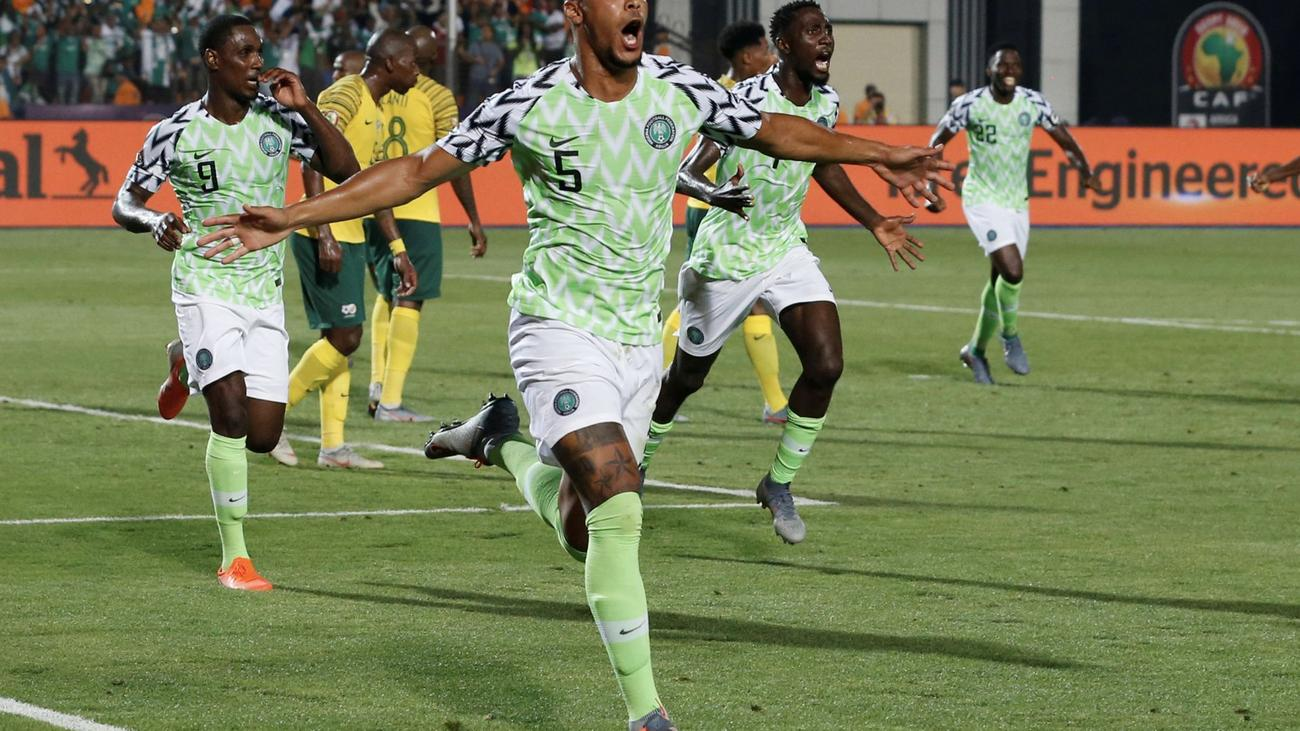 Nigeria Into AFCON Semifinals As Super Eagles Edge Past South Africa In  Dramatic Quarterfinal