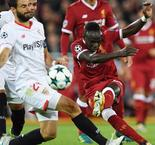 Sevilla steals point as Reds rue misses