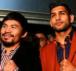 Amir Khan Expecting To Fight Manny Pacquiao In February