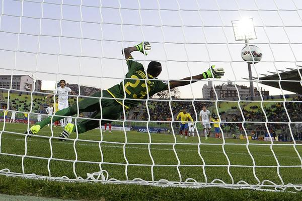 Bolivia secure famous victory