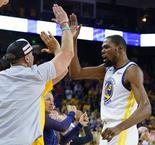 Durant forced to defend his role with the Warriors